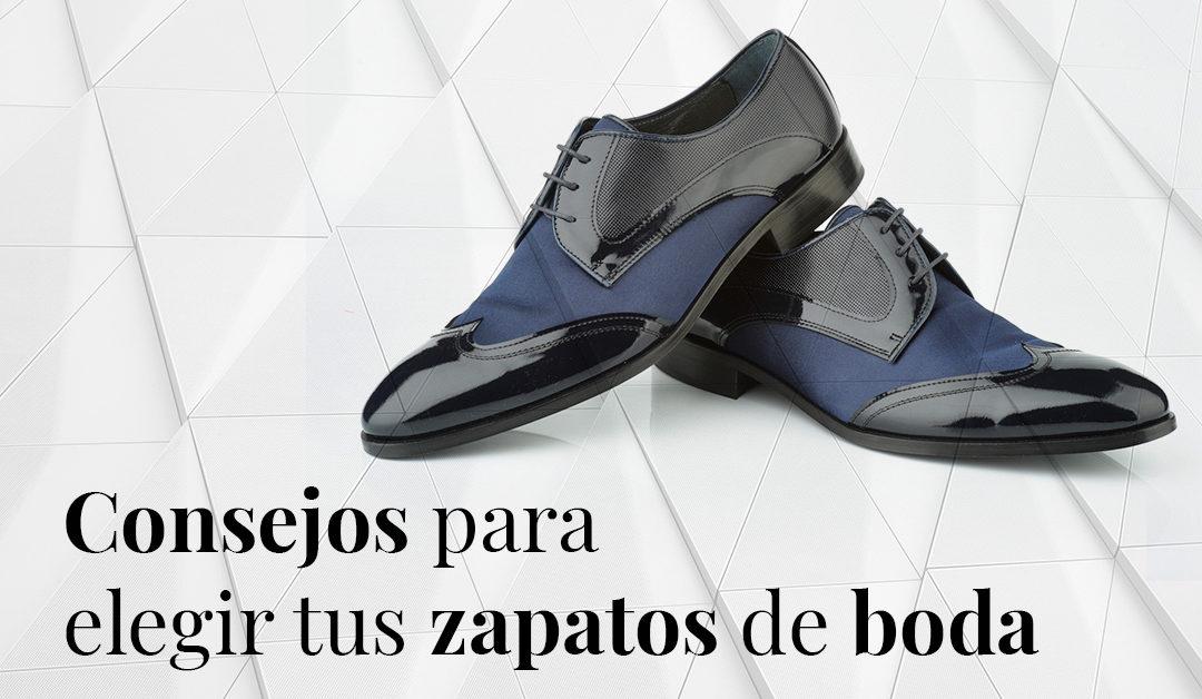 Consejos para elegir tus zapatos de boda