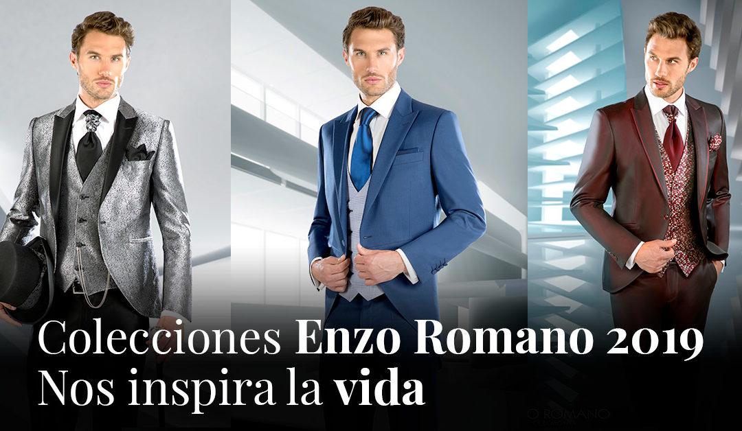 Colecciones Enzo Romano 2019